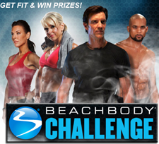 Take the Beachbody Challenge and transform your life!