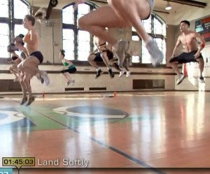 Insanity Cardio Power & Resistance-power jumps