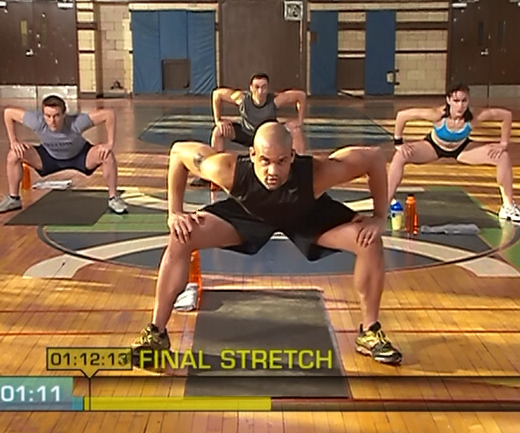 Insanity max cardio recovery full video