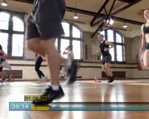 Insanity Plyometric Cardio Circuit-Butt Kicks
