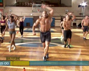 Insanity Plyometric Cardio Circuit-Cross Jacks