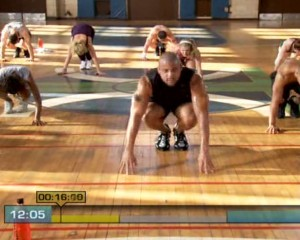Insanity Plyometric Cardio Circuit-In Out abs