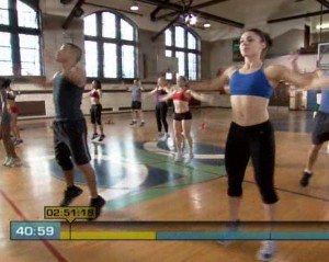 Insanity Plyometric Cardio Circuit-Jumping Jacks