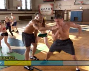 Insanity Plyometric Cardio Circuit-Upper Cuts