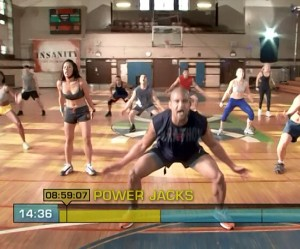 Insanity Pure Cardio-power jacks