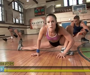 Insanity Pure Cardio-stretching