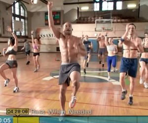 Insanity Pure Cardio-upright mountain climbers
