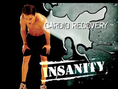 Insanity Cardio Recovery