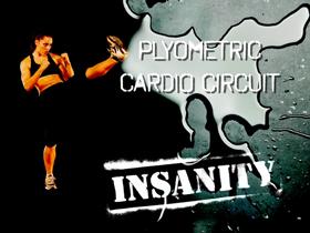 Insanity Plyometric Cardio Circuit