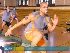 Insanity Max Cardio Conditioning-Heisman