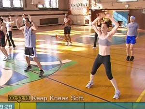 Insanity Max Cardio Conditioning-jumping jacks