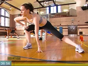 Insanity Max Cardio Conditioning-stretching