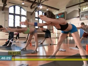 Insanity Max Recovery-back bends