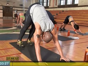 Insanity Max Recovery-downward dog
