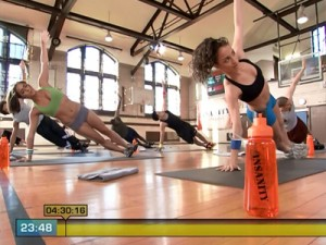 Insanity Max Recovery-side balance