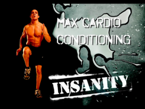 Insanity Max Cardio Conditioning