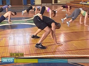 Insanity Max Interval Plyo-InOut Abs