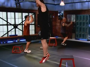P90X2 Plyocide-depth charge