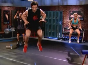 P90X2 Plyocide-jack in the box knee tuck