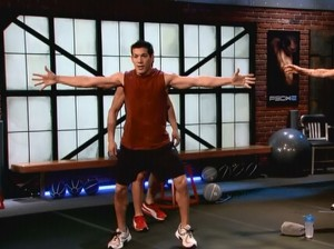 P90X2 Plyocide-think drill