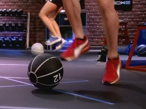 P90X2 Plyocide-toe tap 360