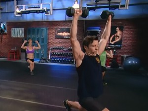 P90X2 Total_Body-switch lunge press