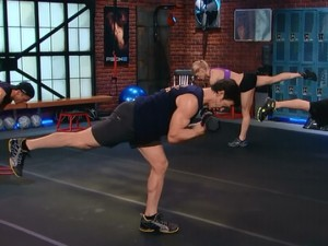 P90X2 Total Body-warrior 3 curl