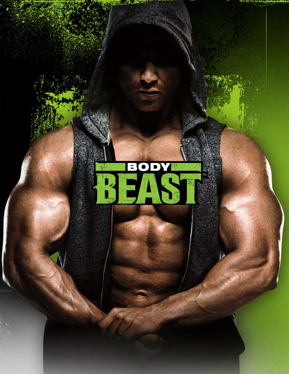 Body Beast with logo