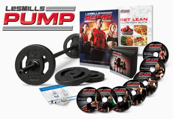 Les Mills PUMP – Home Fitness For Busy People