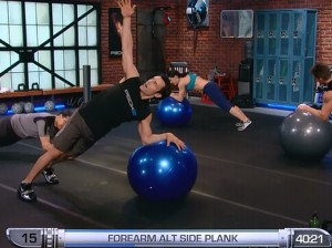 P90X2 Balance and Power-forearm alt side plank