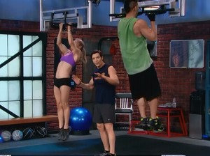 P90X2 Total Body-4 position pullup