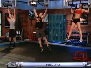 P90X2 Chest Back and Balance-pullup X