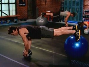 P90X2 Chest Back and Balance-the impossible-possible