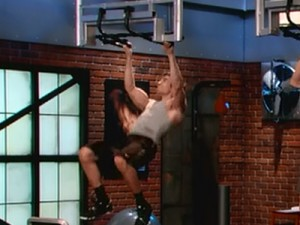 P90X2 Chest Back and Balance-vaulter pullup