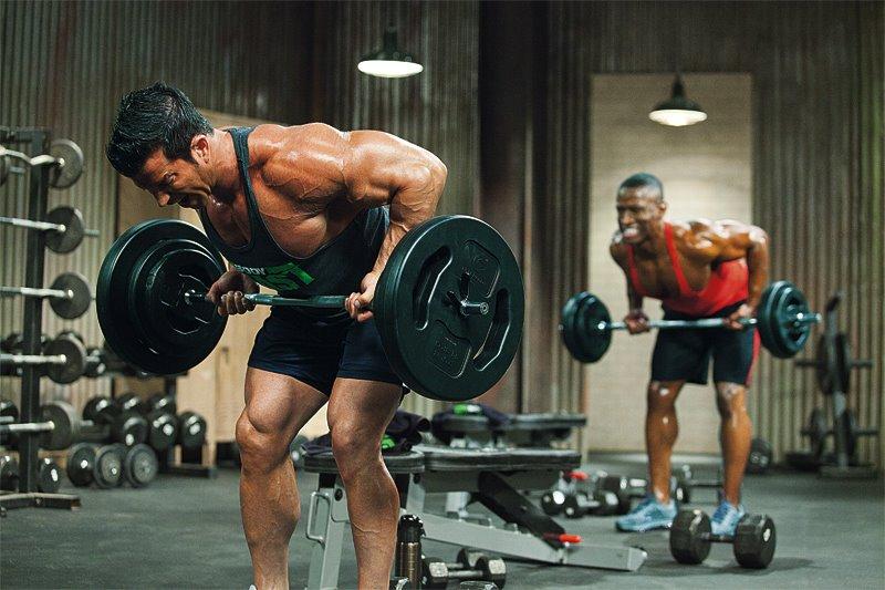 Sagi Kalev in Body Beast results