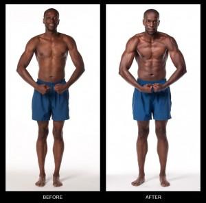 Jason's Body Beast Results