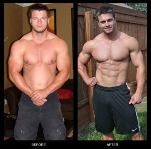 Kevin's Body Beast Results