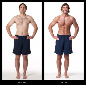 Brandon's Body Beast Results