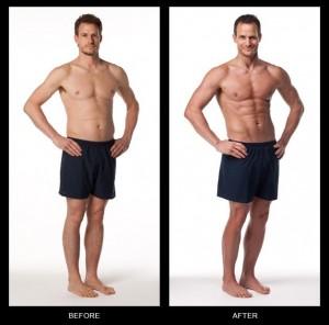 Bryan's Body Beast Results