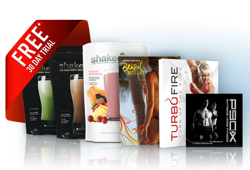 Beachbody Challenge Pack trial offer