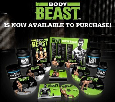 Body Beast Muscle Building system vs. the Gym