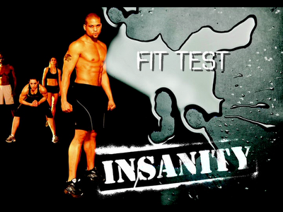 Insanity Fit Test–Are You Ready for Insanity? – Home Fitness For ...