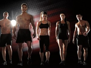 Les Mills Pump team