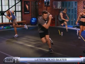 P90X2 PAP Lower-lateral plyo skater