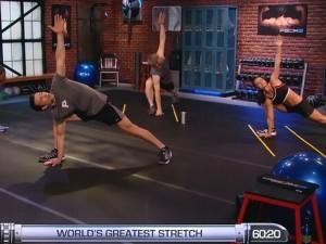 P90X2 PAP Lower-world's greatest stretch