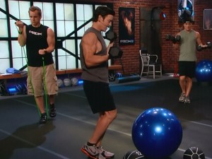 P90X2 Shoulders and Arms-crazy eight