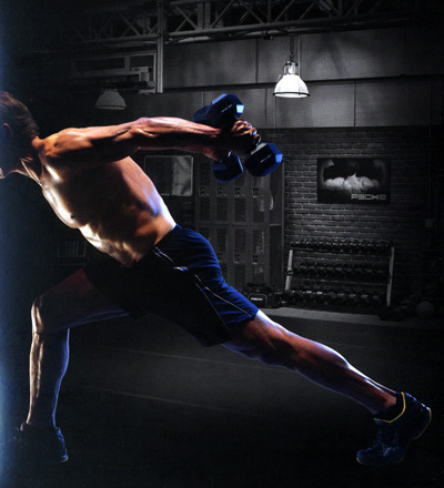 Shoulders Arms Balance