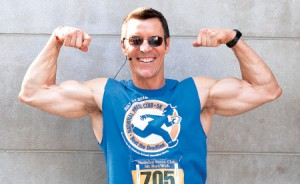 Tony Horton shows that exercise is the fountain of youth