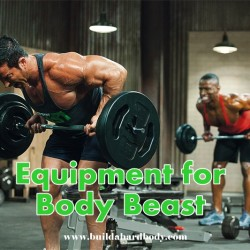 Recommended Equipment for Body Beast