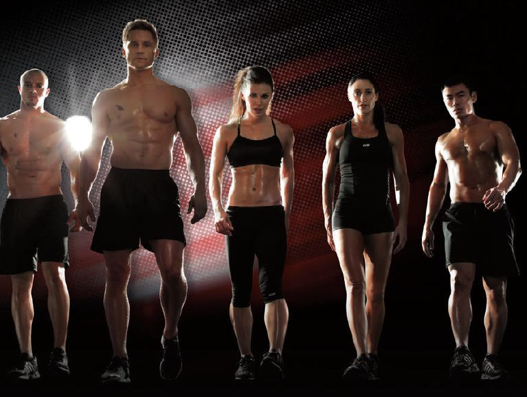 les mills combat meet the trainers
